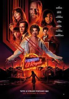 7 Sconosciuti al El Royale il nuovo film della 20th Century Fox Italia