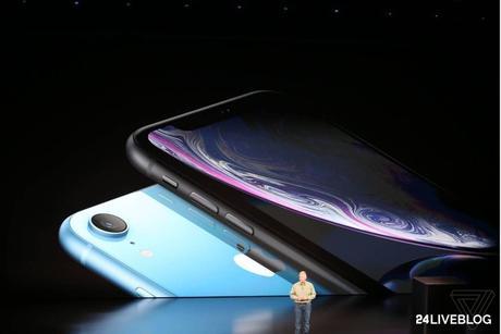 [Aggiornato – Pre ordini Online iniziati] iPhone XR, Apple lo presenta ufficialmente