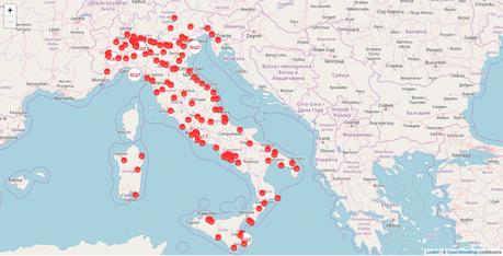 Iliad Store nelle città d'Italia, ecco l'elenco completo - Notizia