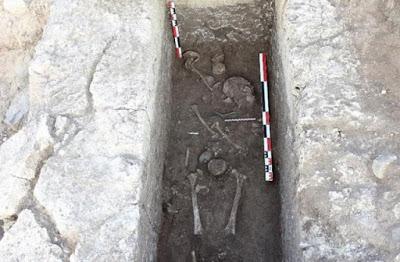 Bulgaria, altre scoperte nella necropoli di Sozopol
