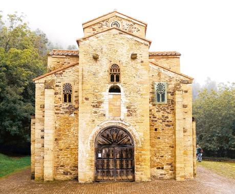 San Miguel del Lillo, Oviedo cosa vedere