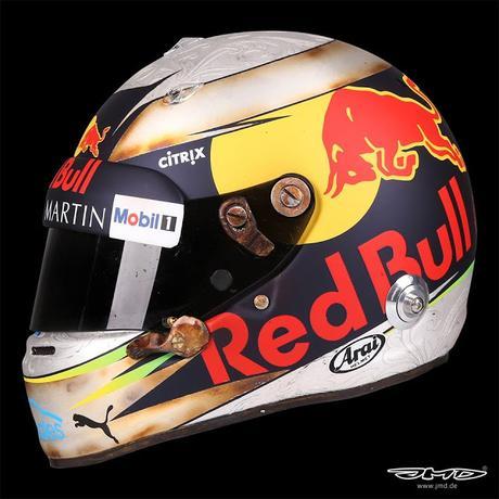 Arai GP-6 D.Ricciardo Austin 2018 by Jens Munser Designs