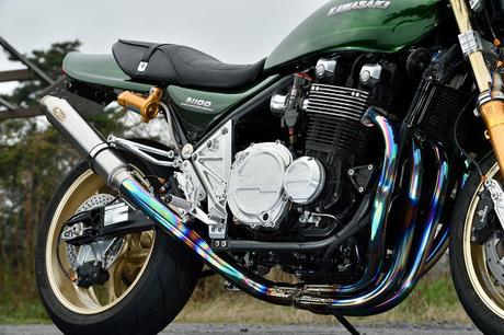 Kawasaki Zephyr 1100 by NOJIMA-Japan