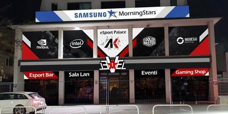 Ecco l'evento Samsung eSport Palace per Lucca Comics