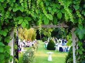 Villa d'epoca immersa verde matrimonio eco-chic favola Labirinto