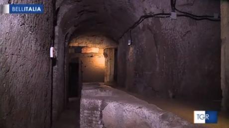 VIDEO. La Rai entra nel Teatro Romano di Ercolano: le immagini bellissime