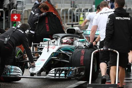 Mercedes chiude i fori nei mozzi e rispuntano i problemi di gomme – Formula 1 – Motorsport