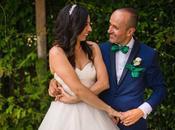 [Real Wedding] romantico matrimonio tema giochi passato