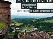 """Forte Gavi- mostra armi: armi bianche italiane secolo"""""""
