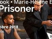 prisoner Peter Brook Marie-Hélène Estienne. Romaeuropa Festival, Teatro Vittoria, ottobre 2018