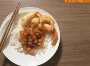 Chirashi Salmone Gamberi