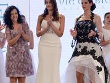 passerella emozioni delle vere spose: Blanc Atelier incanta Roma Sposa