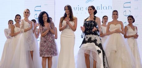 In passerella le emozioni delle vere spose: La Vie en Blanc Atelier incanta Roma Sposa