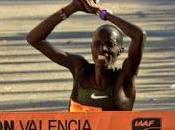 Record mondo nella nezza maratona