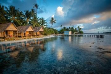 Rangiroa – Un viaggio tra i colori dell'atollo più grande delle Isole di Tahiti