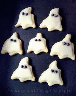 Biscotti Halloween Facili