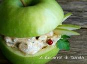 Coktail gamberi alle mele verdi (video ricetta)