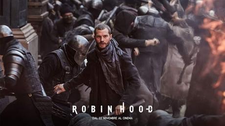 Robin Hood - L'origine della leggenda. Dal 22 novembre al cinema
