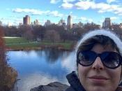 Diario viaggio York Visita Central Park Rock