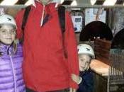 Alpi Giulie Cave Predil miniere, visita ideale famiglie bambini (sopra anni)