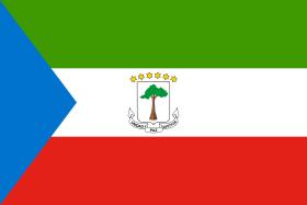 Risultati immagini per guinea equatoriale bandiera