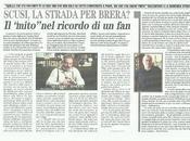 Settimanale Pavese, Gianni Brera l'intervista