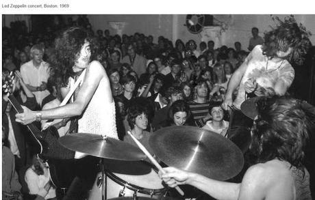 Led Zeppelin: 8 novembre 1969, di Wazza