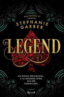 Blogtour: Legend di Stephanie Garber - Merchandising