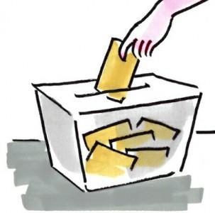 Risultati immagini per ballottaggio disegno