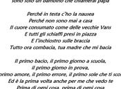 Prima ogni cosa Fedez, testo significato: dolce tenera ninna nanna dedicata figlio Leone