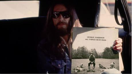 George Harrison e Phil Collins