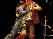 PORTE CHIUSE quando teatro respira ritmo tango...