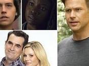 SPOILER Riverdale, Modern Family, Legacies, Grey's Anatomy, TWD, This Good Doctor Midnight, Texas