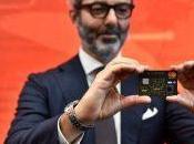 Mastercard Intesa Sanpaolo presentano prima carta credito sensore biometrico