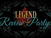 Review Party: Legend Stephanie Garber