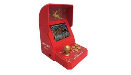 Un Neo Geo Mini in edizione limitata per Natale - Notizia