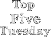 five Tuesday: Bookish Items piacerebbe avere