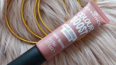 Essence COLOUR BOOST MAD ABOUT MATTE review