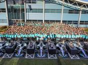 "Mercedes festa Brackley, Hamilton: ""Possiamo vincere ancora"" Formula Motorsport"