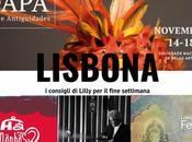 Fine settimana Lisbona eventi 16-18 novembre 2018