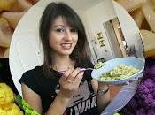 Orecchiette pasta fresca cavolfiori arcobaleno