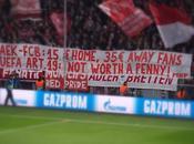 Bayern Monaco, tifosi chiedono alla UEFA intervenire contro l'AEK Atene. club greco accusato aver fatto pagare eccessivamente biglietti tedeschi trasferta