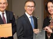 Glion Insitute Higher Education laurea honorem all'italiano Paolo Basso