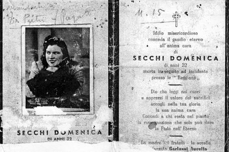 L'uccisione di Domenica Secchi (e del bimbo che portava in grembo)