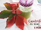 Centrifuga kiwi, sedano pera