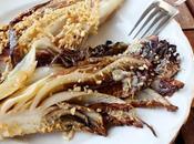 Radicchio forno gratinato parmigiano nocciole