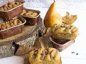 Mini Plumcake Farro Pere Cioccolato