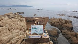 En plein air: quando dipingere è una necessità.