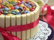 Smarties Cake…e sono