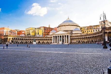 Piazza del Plebiscito, Napoli: non perderti Merry Flashmas il 15 dicembre 2018. Creeremo l'Albero di Natale Vivente più grande del mondo